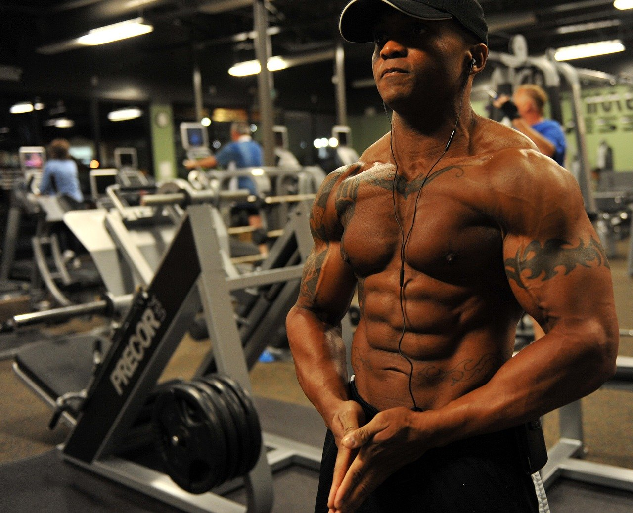 bodybuilder can't gain weight no matter how much I eat