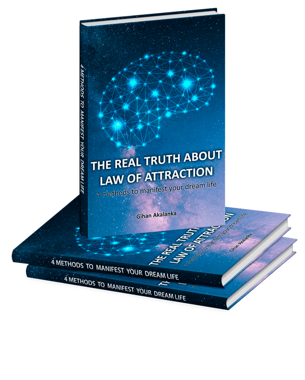 the real truth about law of attraction book